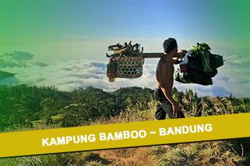 outbound kampung bamboo bandung