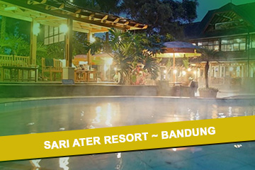 outbound sari ater resort bandung