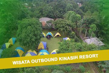 Wisata Outbound Kinasih Resort
