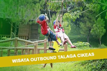 Wisata Outbound Talaga Cikeas